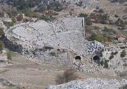 Selge Ancient Theatre