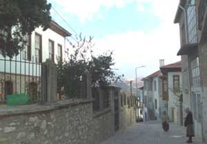 Kumluca Traditional Houses
